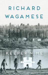 keeper n me book cover